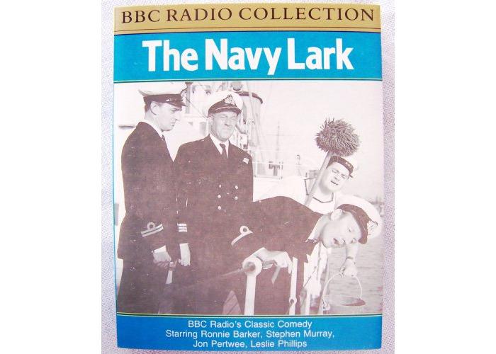 The Navy Lark [Audio CD] Ronnie Barker; Stephen Murray; Jon Pertwee and Leslie Philips - 1