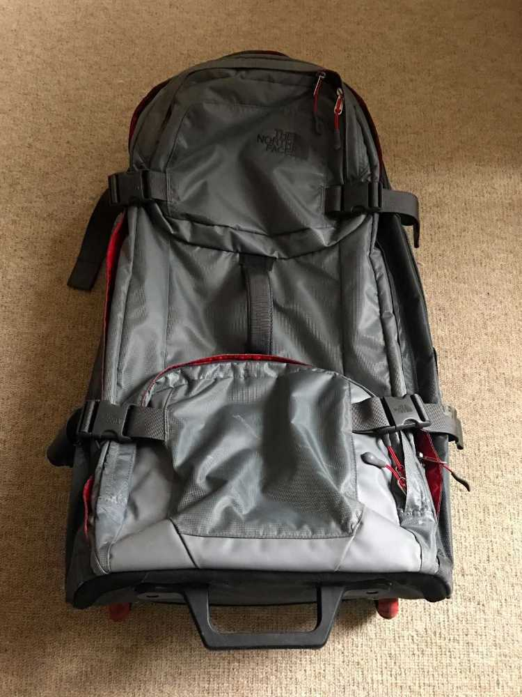 The North Face Longhaul 30 Wheeled Luggage Bag - 1