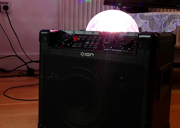 The party you really want ! Ion Party Rocker Plus - 1