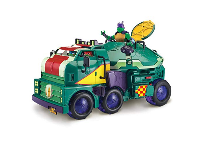 The Rise of The Teenage Mutant Ninja Turtles - Turtle Tank - 1