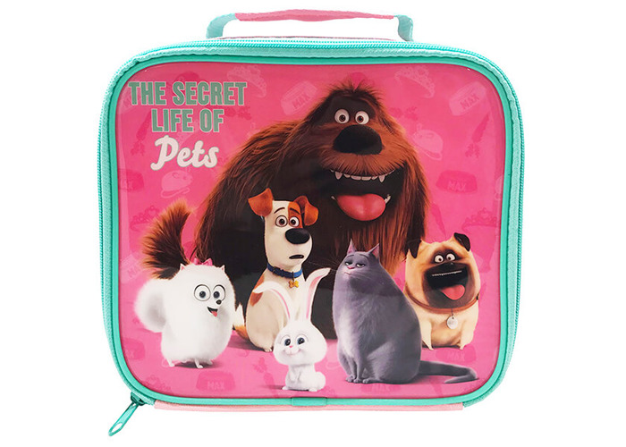 The Secret Life of Pets 2 Rectangular Lunch Bag - 1