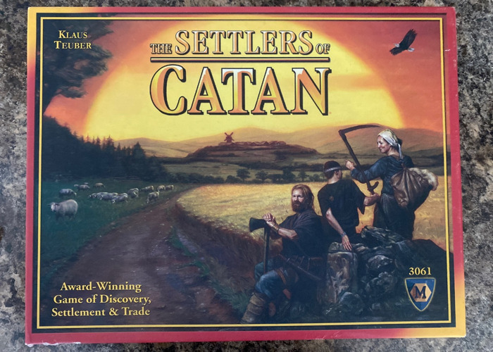 The Settlers of Catan - 1