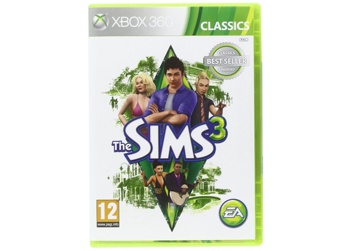 The Sims 3 - Best Sellers [Xbox 360] [video game] - 2