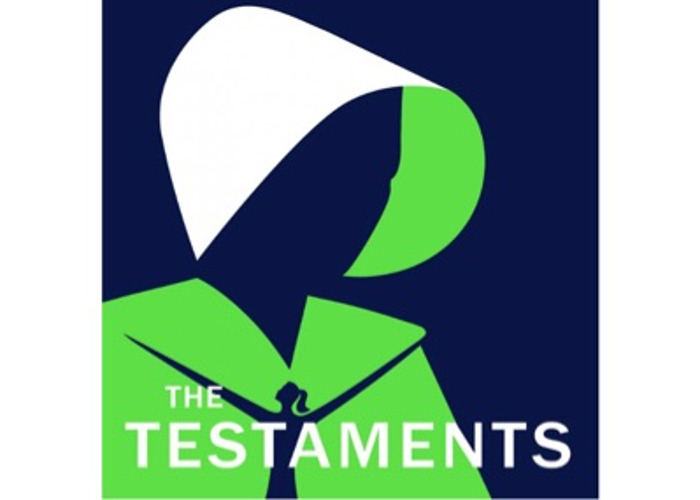 The Testaments - Atwood (hardback)  - 1
