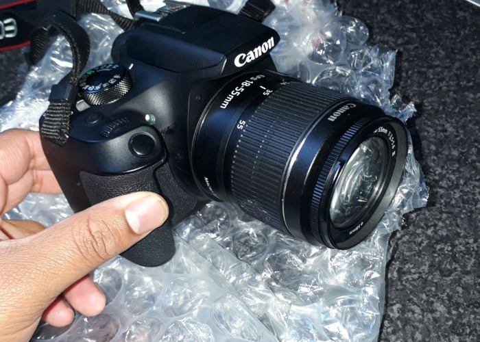 The wounderfull CANON EOS1300D - 1