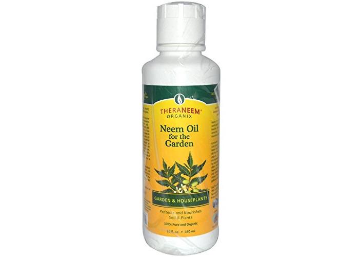 TheraNeem Organix, Neem Oil for the Garden, 16 fl oz (480 ml) - 2