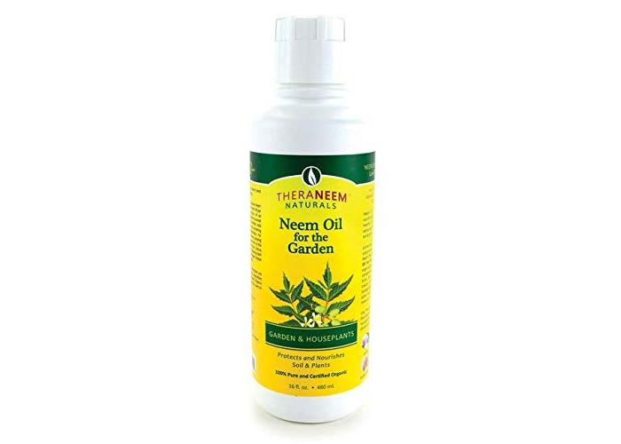 TheraNeem Organix, Neem Oil for the Garden, 16 fl oz (480 ml) - 1