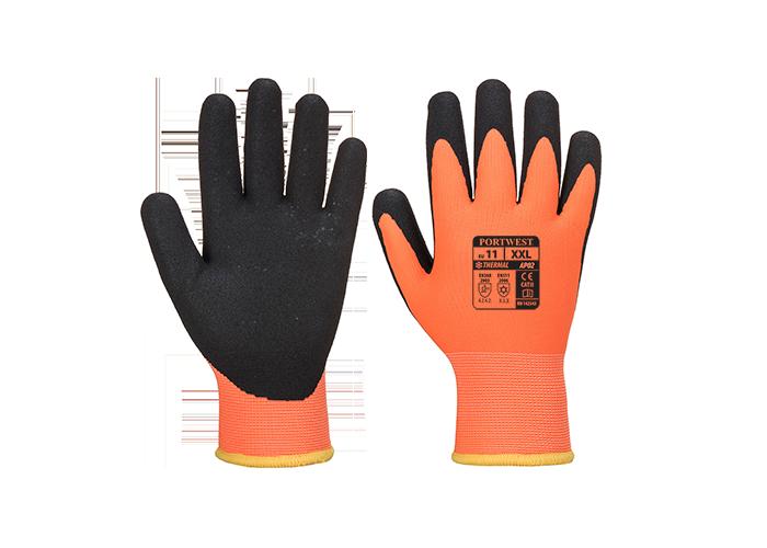 Thermo Pro Ultra Glove  OrBk  XL  R - 1