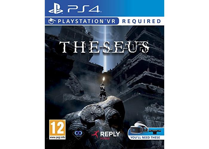 Theseus (PSVR/PS4) [video game] - 1