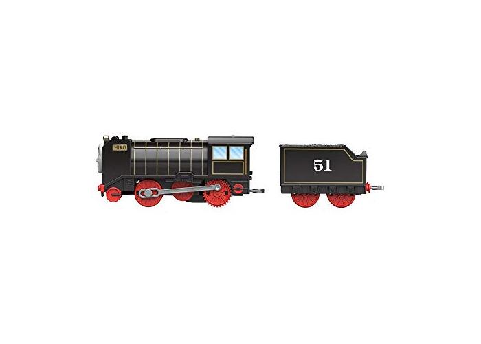 Thomas & Friends BMK89 Hiro, Thomas the Tank Engine Toy Engine, Trackmaster Toy Train, 3 Year Old - 2