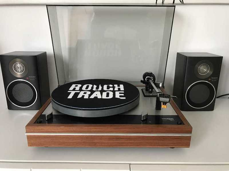 Rent Thorens TD160 Turntable with Technics Speakers and Denon Amp in London