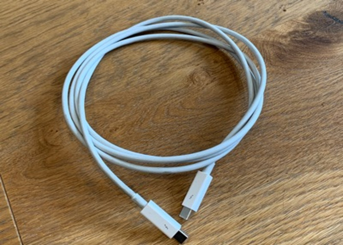 Thunderbolt Cable - Apple - 1