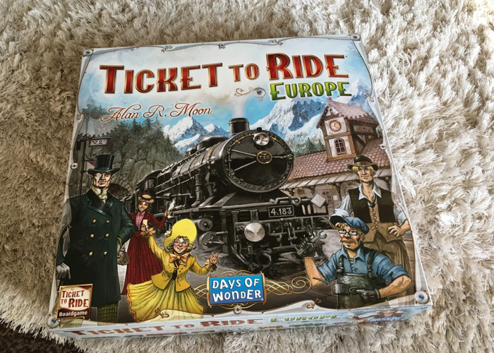 Ticket To Ride - 1