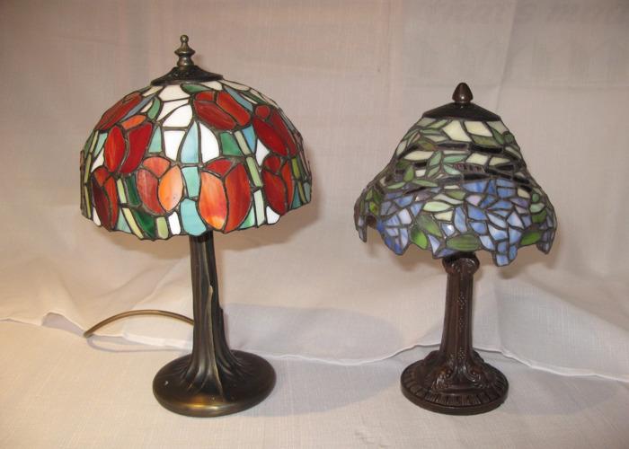 Tiffany style lamps - 1