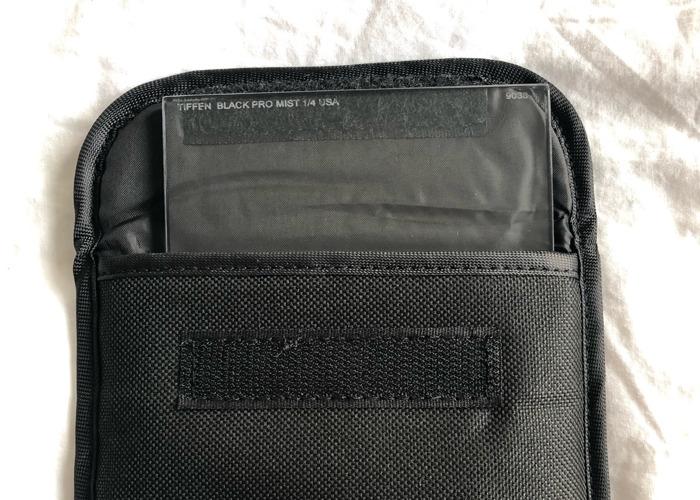 Tiffen Black Pro Mist 1/4 - 4x4 Filter - 2