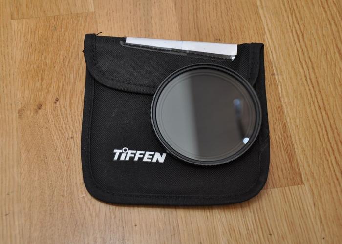 Tiffen Variabla ND filter 72mm in Case - 1