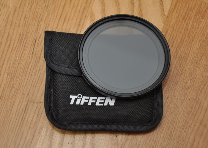 Tiffen Variable ND filter 67mm and Case - 1