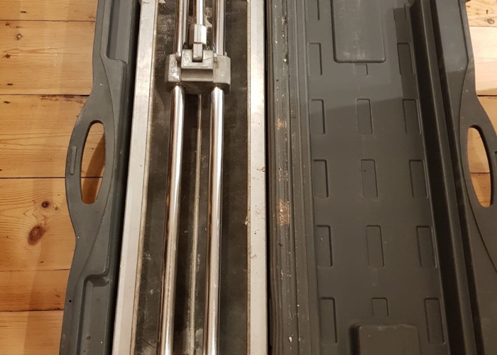 Tile cutter 25 inch manual - 1