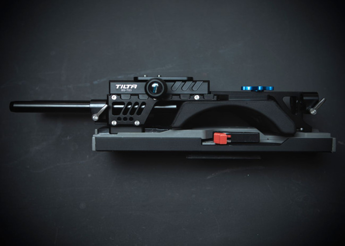 Tilta 3  Quickrelease Baseplate BS-T03 Shoulder pad bmpcc 4k 6k - 2