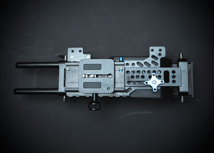 Tilta 3  Quickrelease Baseplate BS-T03 Shoulder pad bmpcc 4k 6k - 1