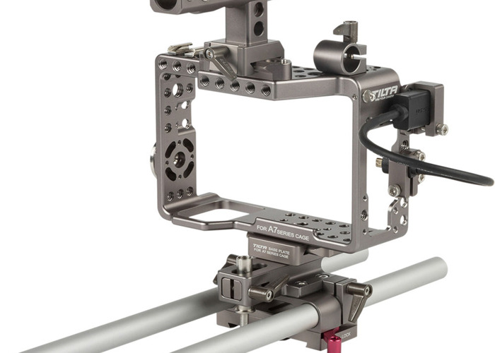Tilta Camera Cage Rig for Sony a7 camera series - 1