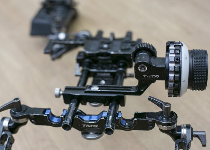 Tilta DSLR Shoulder Rig and Follow Focus - 2