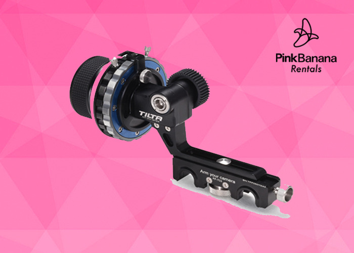 Tilta Follow Focus FF-T03 with Whip Focus in Flight Case - 1
