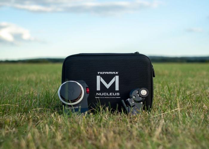 Tilta Nucleus M - Wireless follow focus + Smallhd 702 - 1