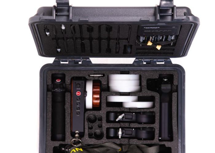 Tilta Nucleus M wireless lens control follow focus (KIT 1) - 2
