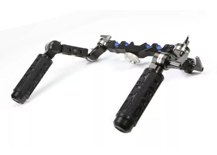 Tilta UH-T03 Universal Hand grip 15-19mm shoulder rig  - 2