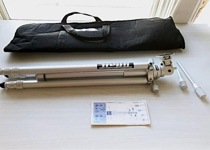 Tiltall Aluminium Tripod for Digital or Analog (i.e. 4x5) - 1