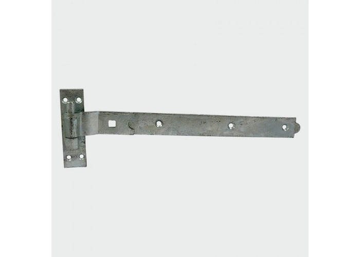 TIMco HBC400G Hook-Band Cranked Pair Galv 400mm  - 1