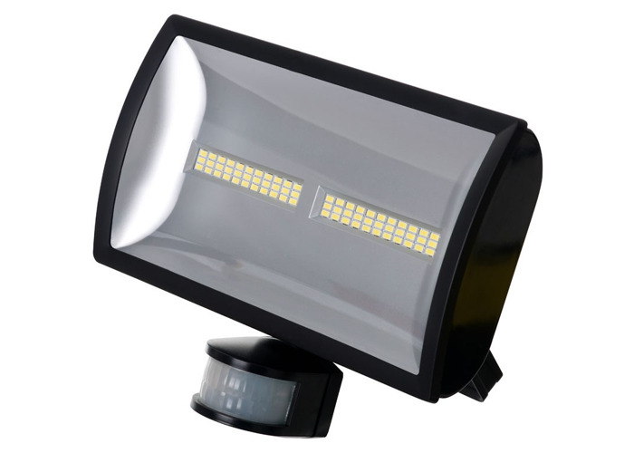 Timeguard LED 30W (PIR) Presence Detecting Floodlight - Black - 1