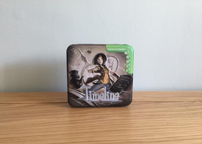 Timeline Board / Card Game - 1