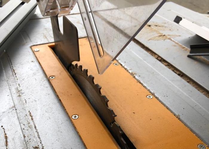 Titan Table saw - 2