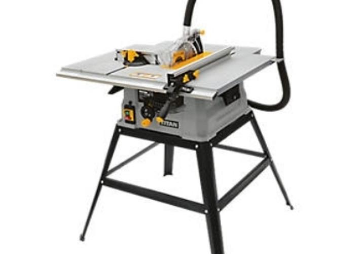 Titan TTB763TAS  Table saw - 1