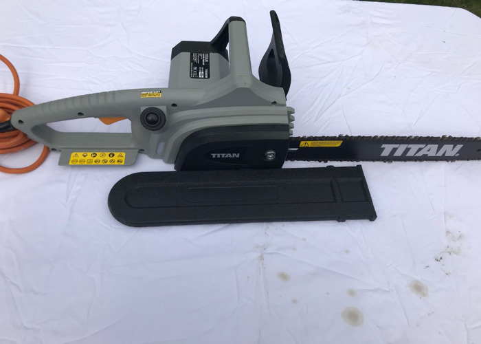 Titan Chainsaw for Rent in Braam  - 2