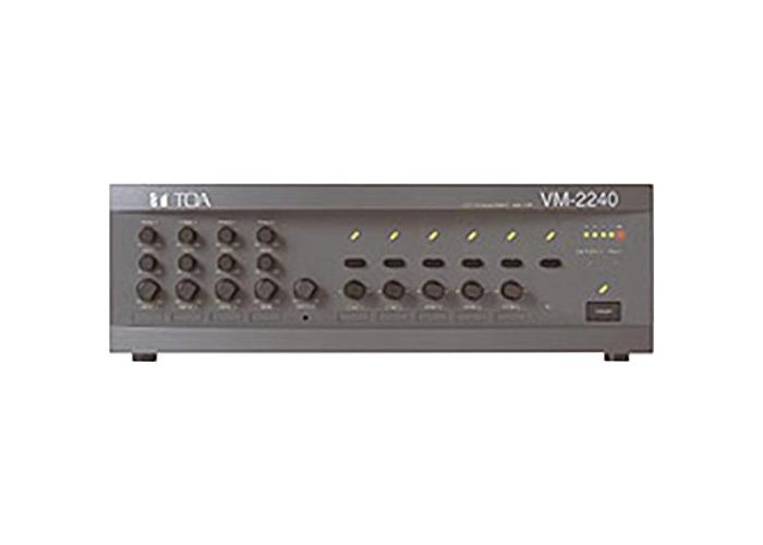 TOA VM2120 120W 100V Line Amplifier - 1