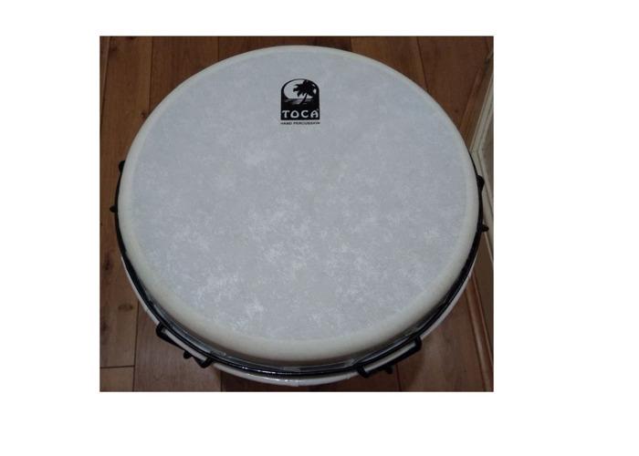 "Toca 12"" Djembe Drum - 2"