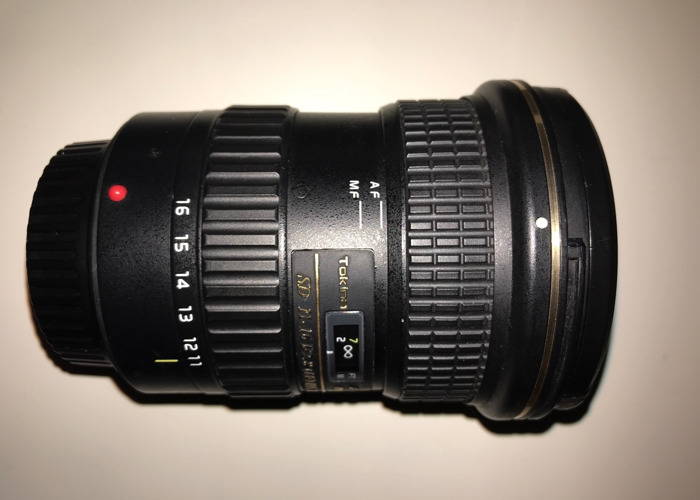 Tokina 11-16mm f/2.8 - Canon EF mount - 2