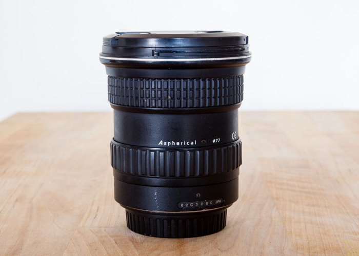 Tokina 11-16mm F2.8 ATX Pro / EF Mount  - 2