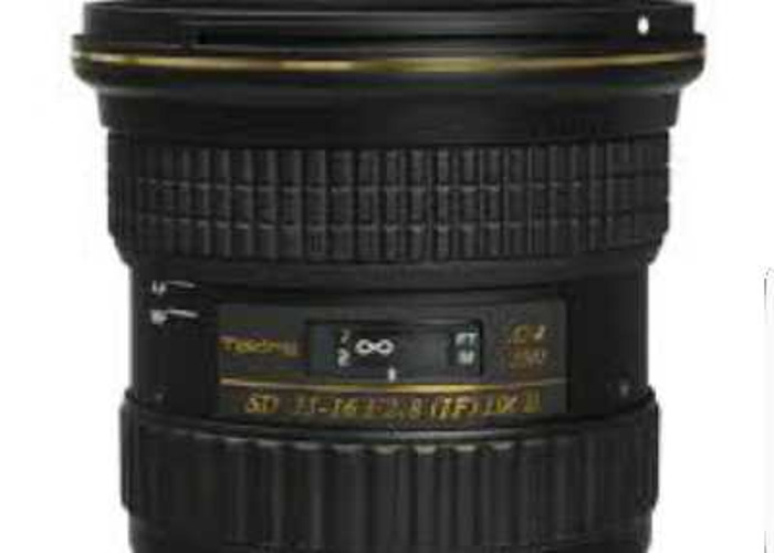 tokina 11-16mm for canon - 1