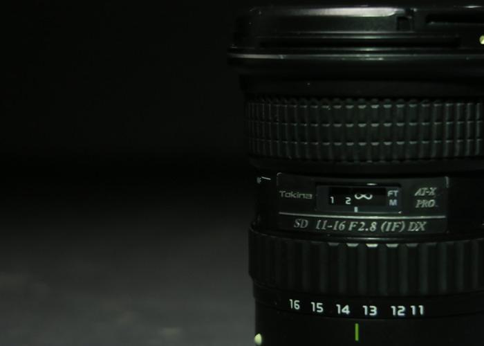 Tokina AT-X Pro 11-16mm f/2.8 DX - 2
