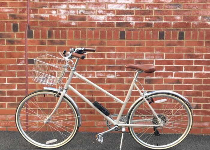 tokyobike with basket | bike - 1