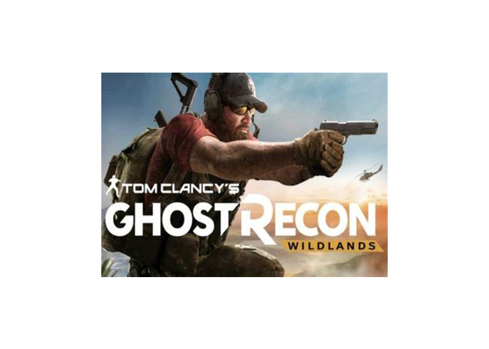 Tom Clancy's Ghost Recon Wildlands and Batman Arkham Knight  - 1