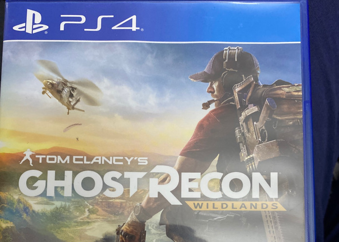 Tom Clancy's Ghost Recon Wildlands for PS4 - 1