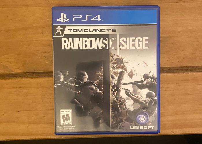 Tom Clancy's Rainbowsix | Siege PS4 - 1