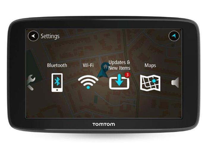 """TomTom GO BASIC 5"""" WiFi Smart Sat Nav GPS - 2"""