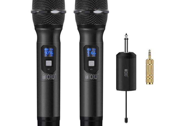 TONOR TW-820 Wireless Microphone - 1