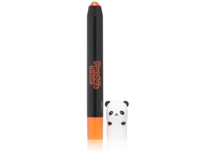 TONYMOLY Panda's Dream Glossy Lip Crayon 1.5g #01 Hey Orange - 2